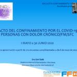 Resultados Preliminares Impacto Covid19 Dolor FM